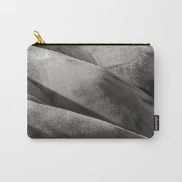 Painted Hills Monochrome Carry-All Pouch