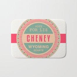 Liz Cheney For Senate Bath Mat