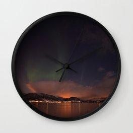 Northern Light Wall Clock