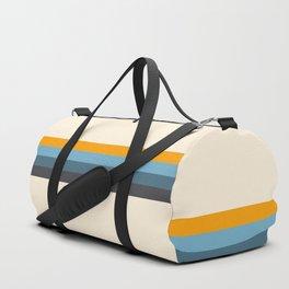 Yoshihisa - Classic Retro Stripes Duffle Bag