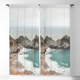 Big Sur Blackout Curtain