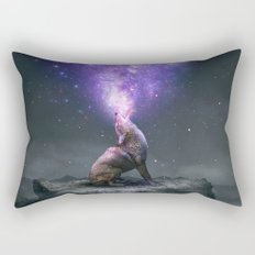 All Things Share the Same Breath Rectangular Pillow