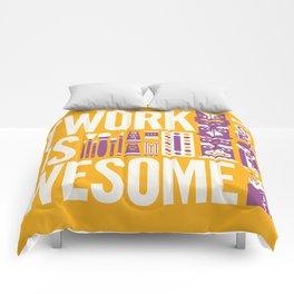 Artwork is ... Comforters
