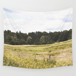 Country Life Wall Tapestry