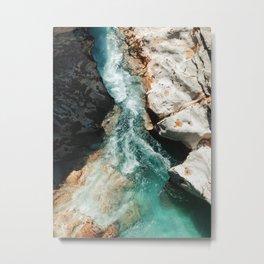 Beautiful river Metal Print