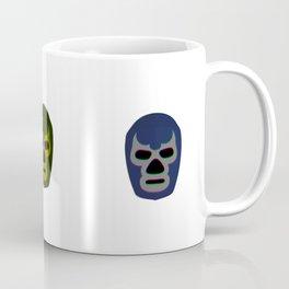 The Masked Men Coffee Mug