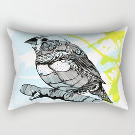 Sparrow me Rectangular Pillow