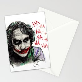 The Joker Stationery Cards