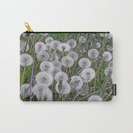 SEEDS OF DANDELION Carry-All Pouch