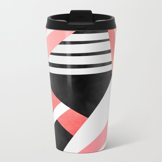 Sweet Combination Metal Travel Mug