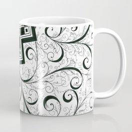 Right-Brain-Left-Brain Coffee Mug