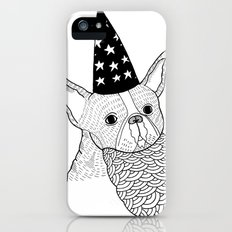 Dog Wizard Slim Case iPhone (5, 5s)