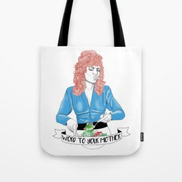 Peggy Bundy Tote Bag