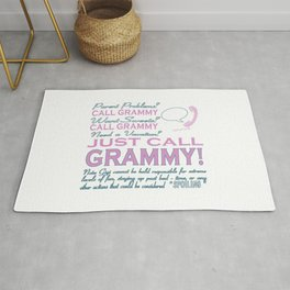 Just call Grammy Rug