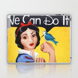 Rosie the Riveter, We Can Do It Laptop & iPad Skin