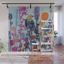 juste ici Wall Mural