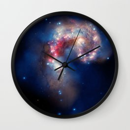 1114. A Galactic Spectacle Wall Clock