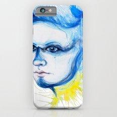 Metamorphosis-Blue Tit iPhone 6s Slim Case