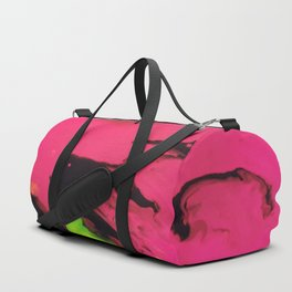 Cosmic Cascade Duffle Bag