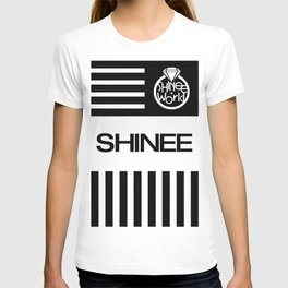 KPOP - SHINEE T-shirt