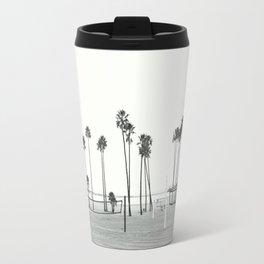 Bleached Beach Travel Mug