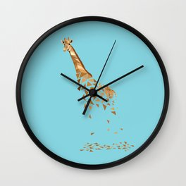 Giraffa Wall Clock