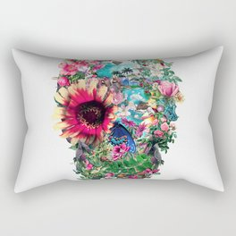 Summer Skull II Rectangular Pillow