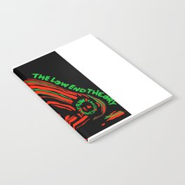 A Tribe Called Quest The Low End Theory Notebook