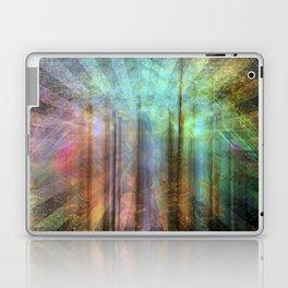 Psychedelic reaper Laptop & iPad Skin