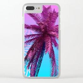 ~~ P A L M T R E E ~~ Clear iPhone Case