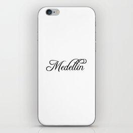 Medellin iPhone Skin