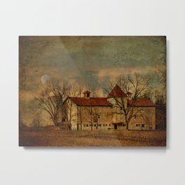 Hopewell Farm Metal Print