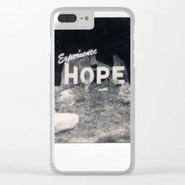 Hope Spectra B&W Clear iPhone Case