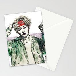 BTS V (2) Stationery Cards