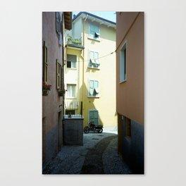 Lake Garda  Canvas Print