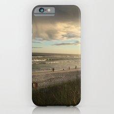 Clouds Storm the Beach iPhone 6s Slim Case