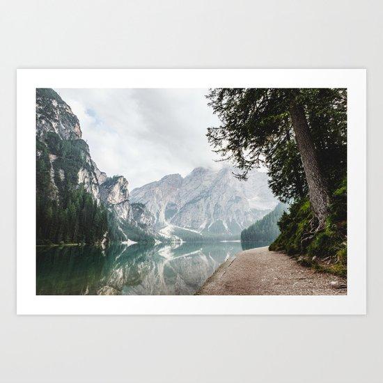 Landscape photography #society6#buyart Art Print
