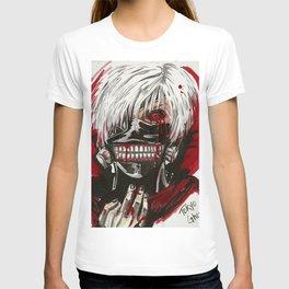my Kaneki K T-shirt