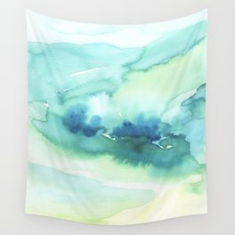 Abstract Landscape Wall Tapestry