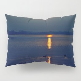 relax at sunset Pillow Sham