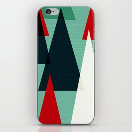 Abstract Forest by Friztin iPhone Skin