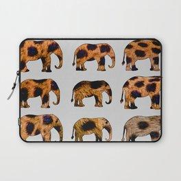 CHEETAH ELEPHANTS Laptop Sleeve