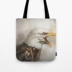 The Eagles Call Tote Bag