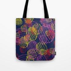 pencil circles Tote Bag