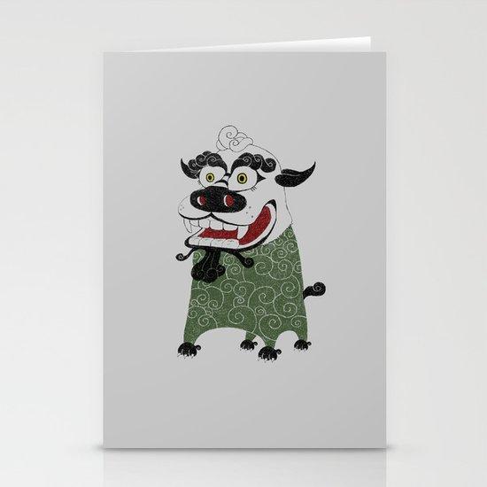 Shishi 獅 Stationery Cards