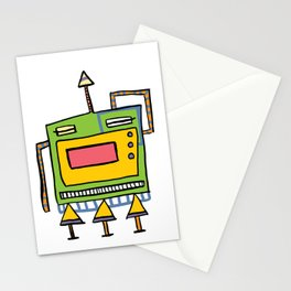 Mr. E. Zee Going Stationery Cards