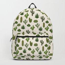 Cacti parade Backpack