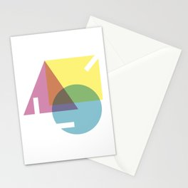 unvollständige Stationery Cards