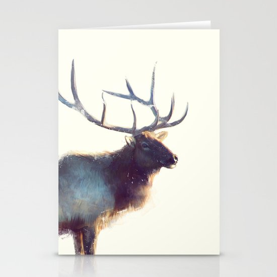 Elk // Follow Stationery Cards