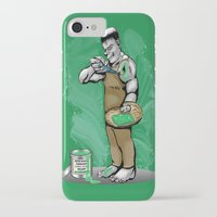 hulk iPhone & iPod Cases featuring Hulk by RebeccaMiller